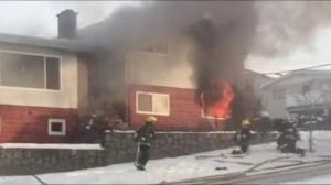 Child dies in East Vancouver house fire