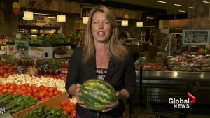 Nutrition: How to pick the perfect watermelon
