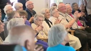 Province and feds announce funding for improved senior and low income housing