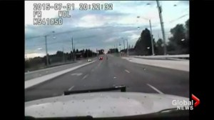 Police trying to track down speeding motorcyclist