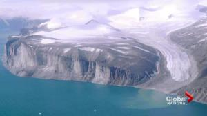 Canada's melting Arctic 'major contributor' to rising sea levels