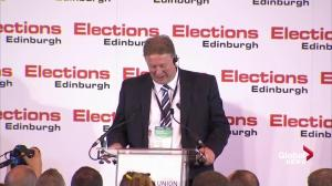 Edinburgh votes overwhelmingly to stay in the European Union