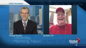 The Kevin O'Connells chat about weather in Edmonton and Buffalo