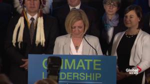 Notley: Revenue will go into an adjustment fund