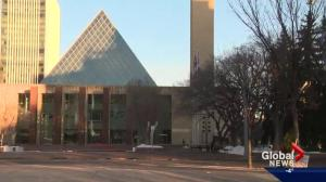 Preparations underway for busy New Year's Eve in downtown Edmonton