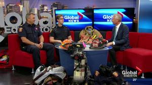 Strathcona County firefighters who battled Fort McMurray wildfire share their experience