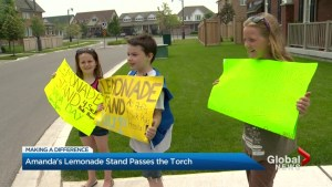 Making a Difference – Longtime lemonade stand is still going strong nearly two decades later