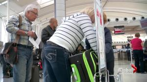 Air Canada crackdown on carry-on bags