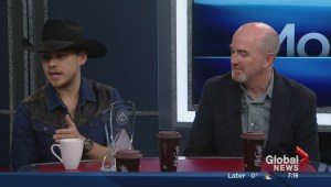Brett Kissel talks CCMA awards