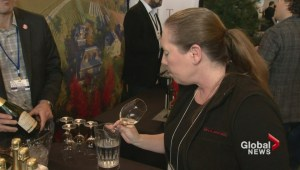 Plucky young newcomers at the Vancouver International Wine Festival