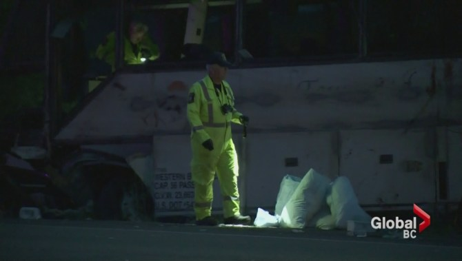 Update 22 Passengers In Hospital After Tour Bus Crashes