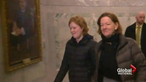 Calls for charges against Alison Redford