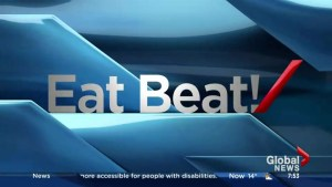 Eat Beat – Bacon & Egg 'Butty'