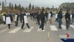 Striking Kelowna transit workers drag city workers into dispute