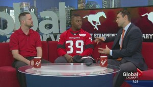 Fans invited to help Calgary Stampeders tackle hunger
