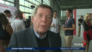Tennis fans attend Rogers Cup opening ceremony