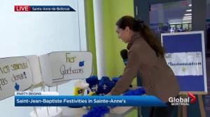 Saint-Jean festivities kick off
