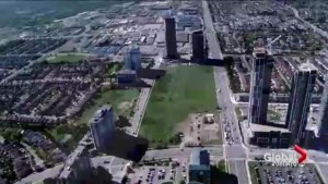 Mississauga set to build massive condo project