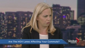 Are HOV lanes affecting Toronto commuters?