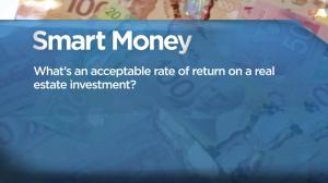 Smart Money: What's an acceptable rate of return on a real estate investment?