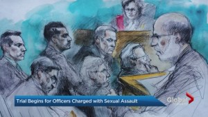 3 Toronto police officers on trial for sexual assault of another officer