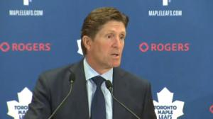 Babcock explains how and why he hired Leafs' assistant coaches