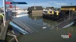 Steveston ramp collapses and strands restaurant patrons