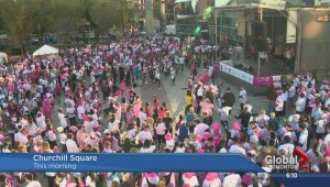 Edmonton's Run for the Cure