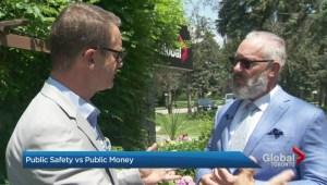 Toronto Police refute union claims of rising crime due to cutbacks