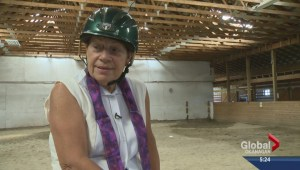 Kelowna quadriplegic overcomes obstacles to pursue horse racing passion