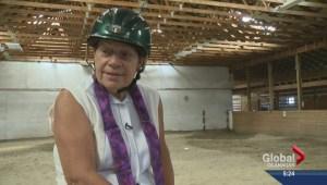 Kelowna quadriplegic overcomes obstacles to pursue horse racing passion