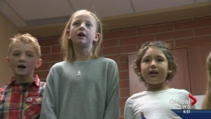 Kids touched by cancer come together in song