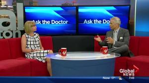 Ask The Doctor: Dealing with chronic sinusitis