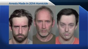 3 arrests in connection to 2014 homicide of French man