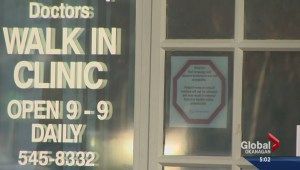 Vernon's mayor concerned about walk in clinic closure