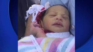 Newborn baby found after nearly one week at bottom of storm drain