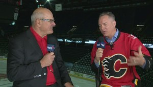 Raw: Flames president and CEO Ken King