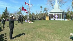 WWII veteran travels back to Halifax for wish of a lifetime, attends Battle of the Atlantic ceremony