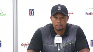 Woods ready to compete after coming from surgery