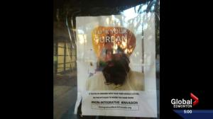 Political and cultural leaders react to racist posters put up at University of Alberta