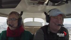 Plane Talk: Elizabeth May