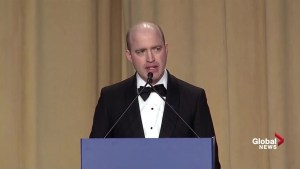 White House correspondents' dinner: 'We're not an enemy of the American people'