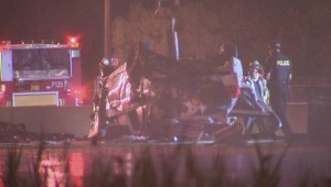 At least 4 dead in Highway 400 crash