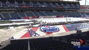 Edmonton Oilers alumni prepare for Heritage Classic