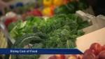 Rising food prices blamed in part on weaker loonie