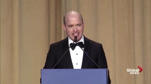 White House correspondents' dinner: 'Celebrate the press, not the presidency'