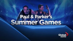 Paul and Parker's summer challenge: Part one