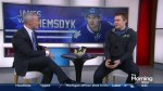 Talking the Maple Leafs with James van Riemsdyk