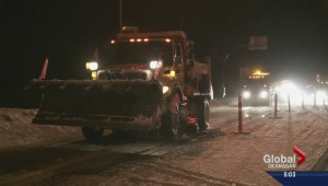 Coquihalla re-opens after a lengthy closure due to heavy snow