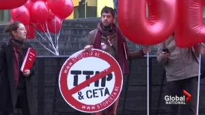 CETA talks fall apart amid last-ditch effort to save trade deal